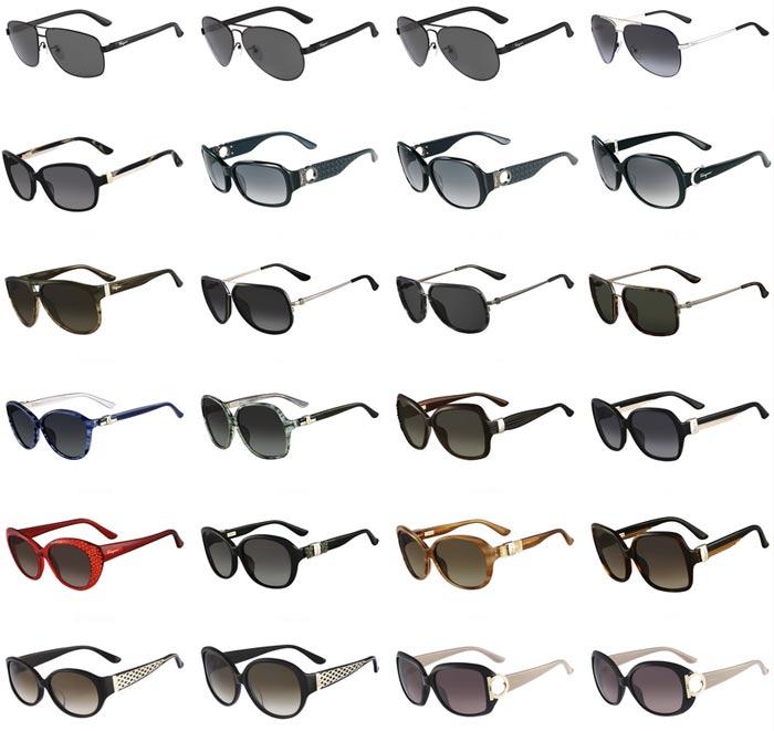 8f8ea7b3245 Salvatore Ferragamo eyewear collection
